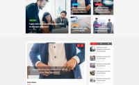 复杂款的WordPress博客主题:Magazine Point