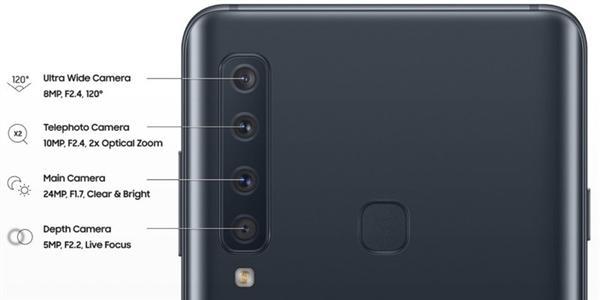 全球首款后置四摄手机