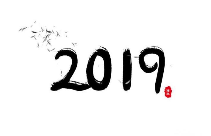 告辞2018! 你好2019!