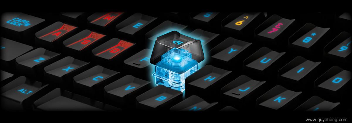 什么是罗技机械键盘Romer-G 轴体