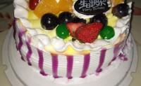 开心!感謝媽媽准備的生日蛋糕,那就..提前今天过!