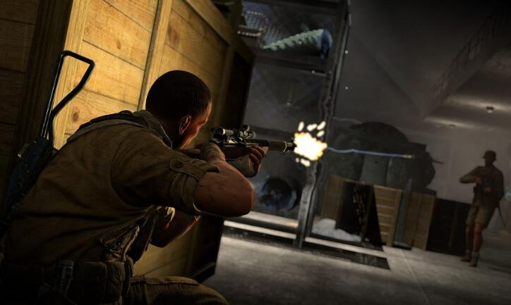 《狙击精英4--解放二战中的意大利》