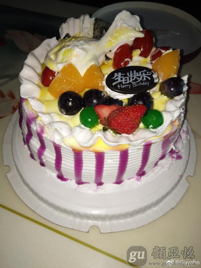 顾同学蛋糕3连