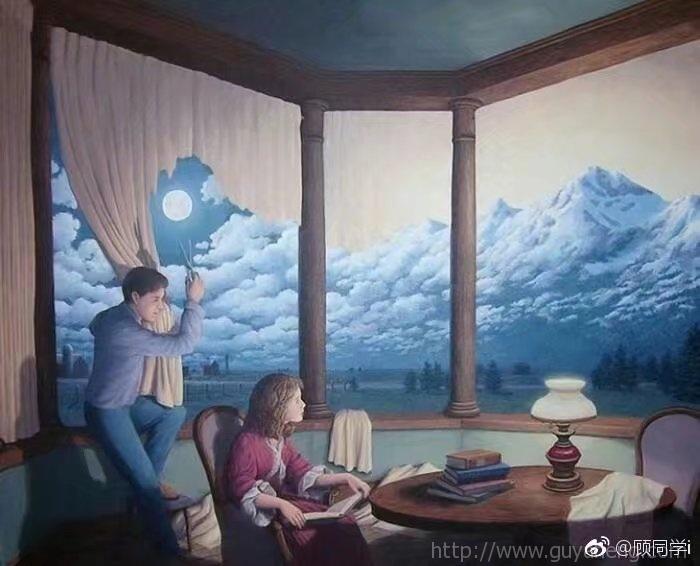 《[顾亚恒日记5]长情难挨风雪》