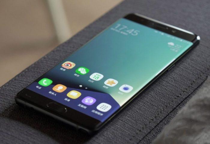 三星Galaxy Note7 FE将更新安卓9.0