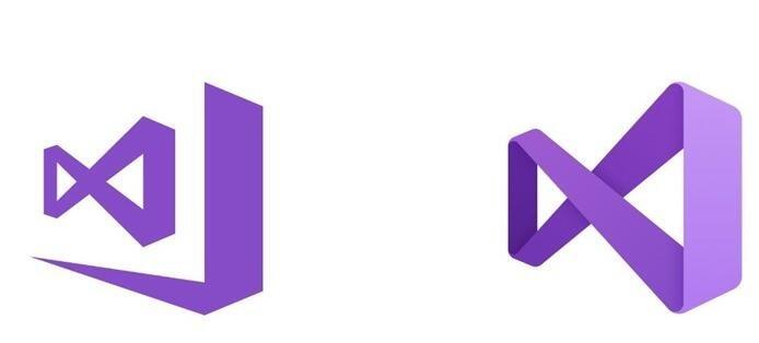 《微软Visual Studio 2019图标Logo又变了:流畅设计》