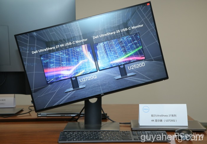 《Dell戴尔CES新品亮相中国,显示器产品特别惊艳》